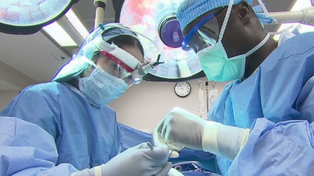 Surgeon helps build talent around globe
