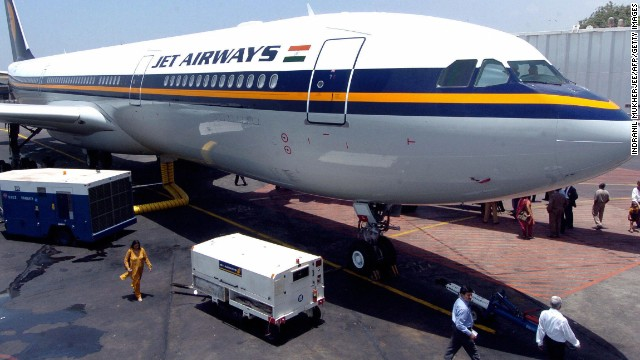 The Jet Airways spokesperson said the airline has embarked on a global review of other airport and airline procedures.