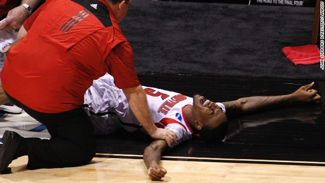 Kevin Ware: 'This is in God's plan'