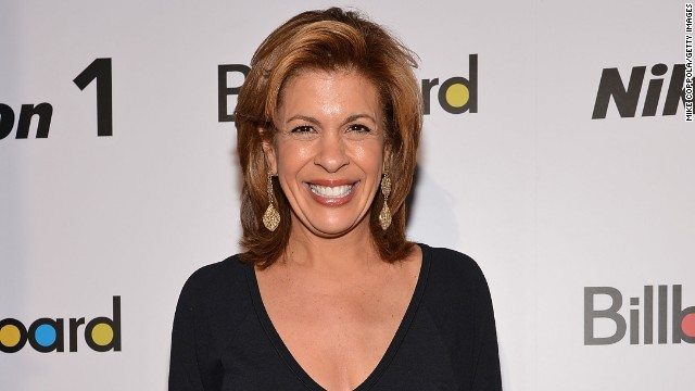 """Today"" co-host Hoda Kotb is reportedly exploring other career options."