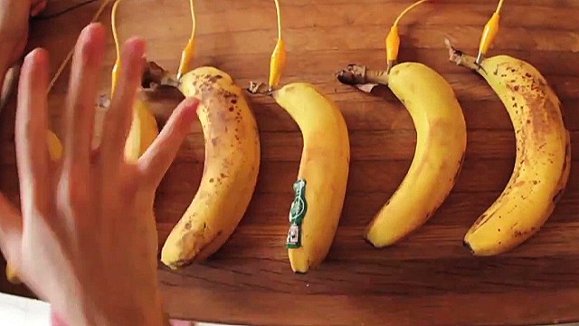 Need a keyboard? Try a banana