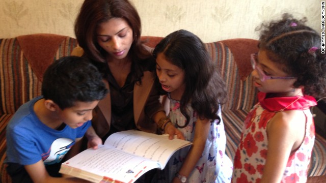 The family of Saudi blogger Raif Badawi moved to Lebanon to escape the stigma caused by his case