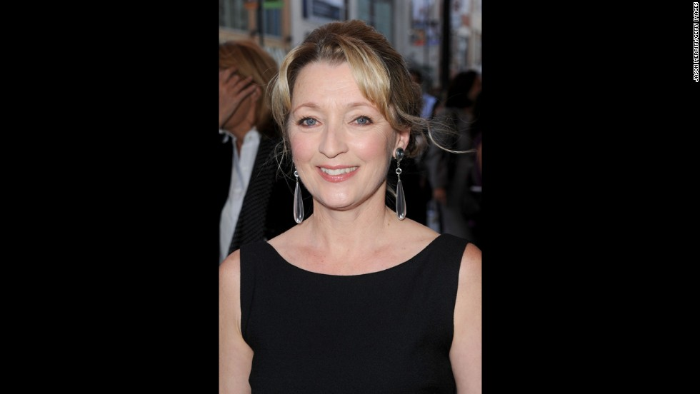 "Lesley Manville played Thatcher in  the 2009 British miniseries, ""The Queen."""