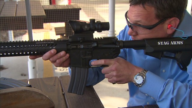 Manufacturers impacted by new gun laws
