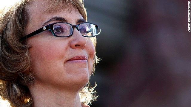 Gabrielle Giffords, the former congresswoman from Arizona who was shot and wounded in a 2011 mass shooting, has embarked on gun control efforts with her husband, Mark Kelly. Look back at her life and career before and after her attempted assassination.