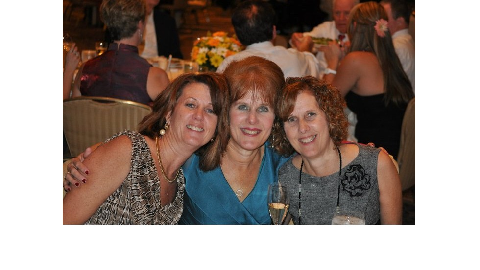 Mary Scherlach, in the middle, had a gift of understanding people and believed her job counseling children at Sandy Hook Elementary was God's work.