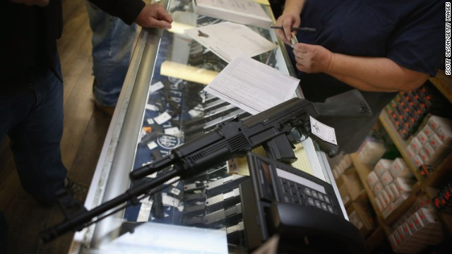 Are there too many gun laws already?
