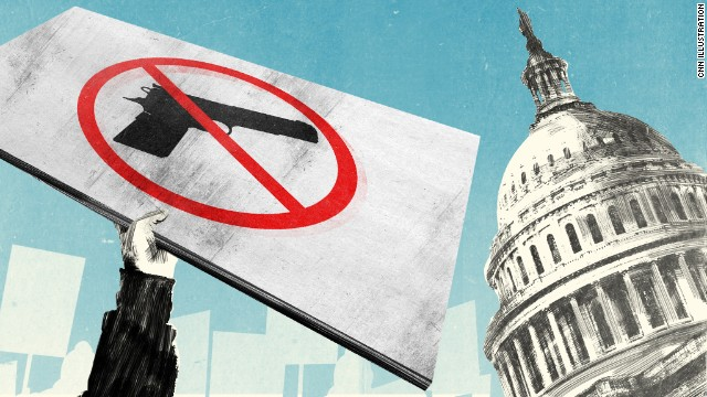 Bipartisan gun control plan 'not a cure'