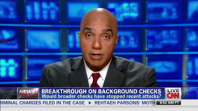 Would background checks have mattered?