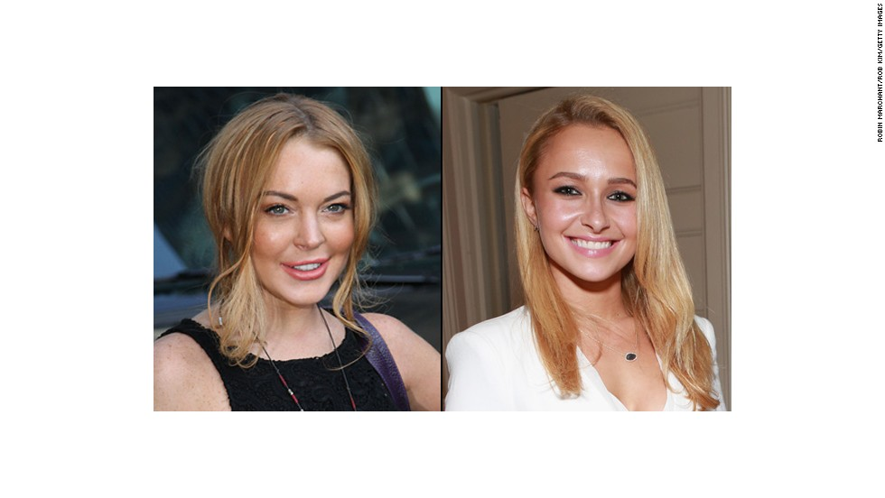 """Nashville's"" Hayden Panettiere looks so fresh-faced. Good genes or younger than Lohan?"