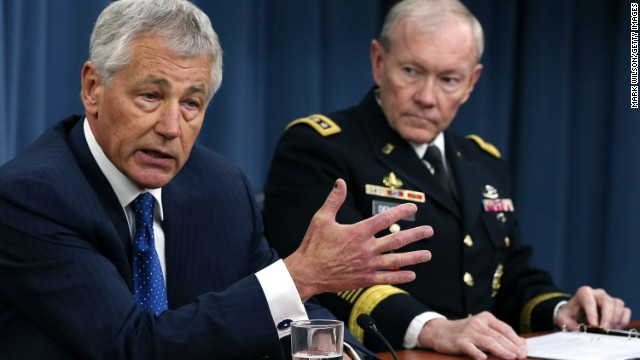 Hagel: N. Korea nears 'dangerous line'