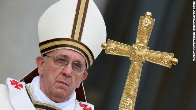 Pope Francis considers reform