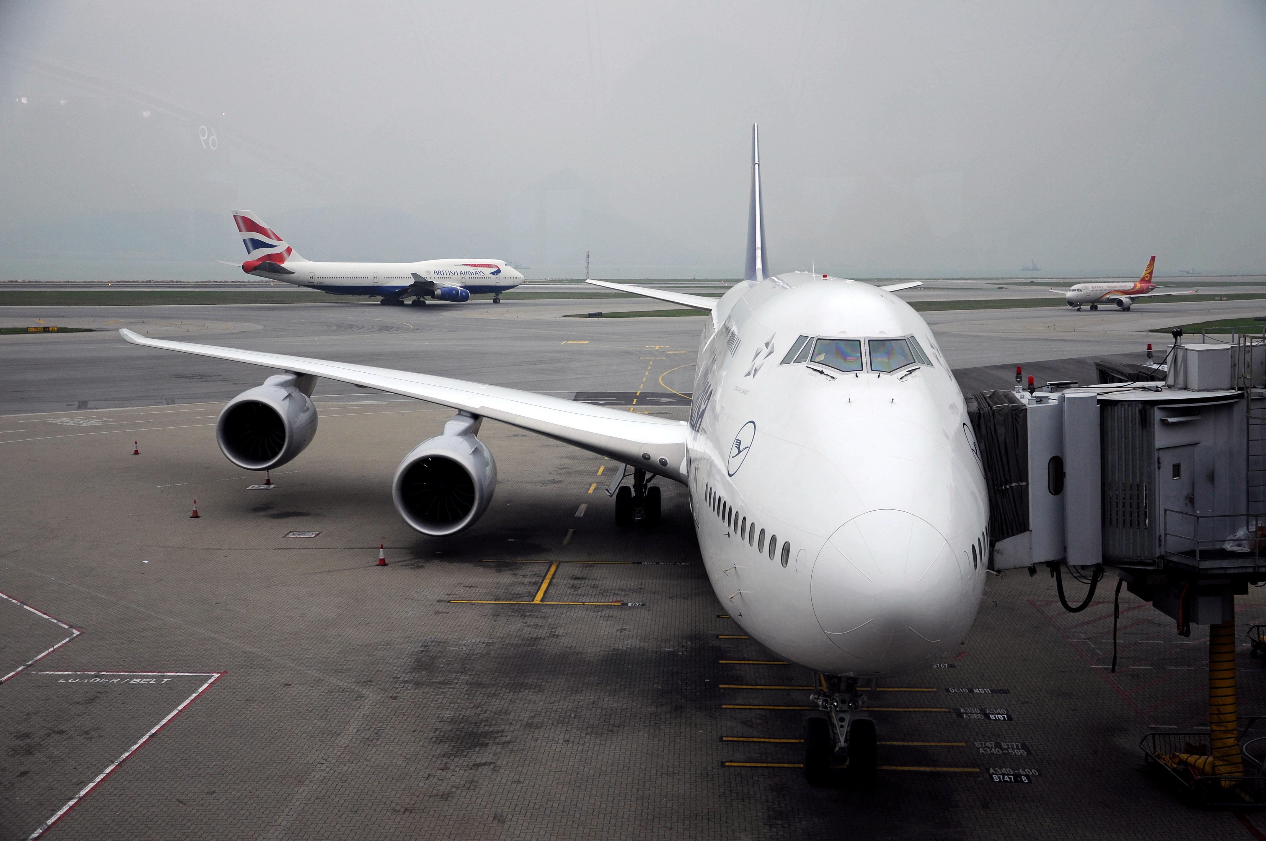 boeing's new 747-8 intercontinental: same same, but different, Badezimmer ideen