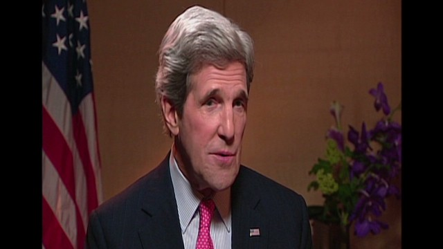 Interview with Secretary of State Kerry