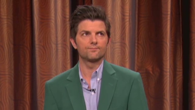 Actor Adam Scott hates the golfer