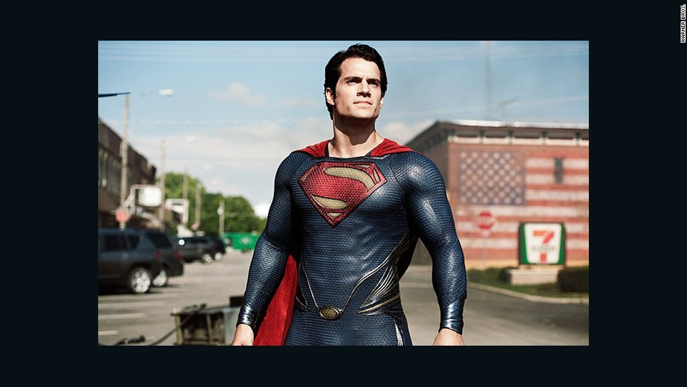 "Despite mixed reviews -- 56% on the Tomatometer -- ""Man of Steel"" finished No. 3 for the summer, with $290 million domestically and $360 million overseas. Henry Cavill stars as Superman."