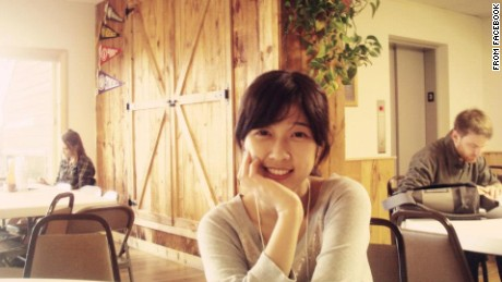 Lu Lingzi, a graduate student at Boston University, was killed by the second explosion at the Boston Marathon.