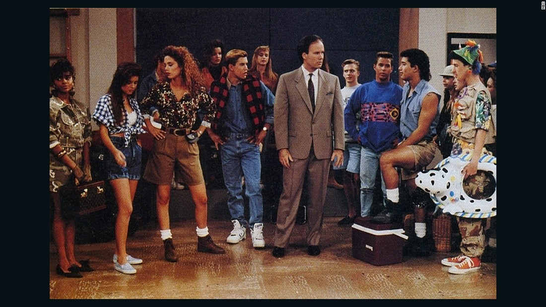 "Before you note how upsetting ""Saved by the Bell: The College Years"" was -- and don't even get us started on ""The New Class"" -- a <a href=""http://www.cnn.com/2012/10/04/showbiz/tv/saved-by-the-bell-where-are-they-now"" target=""_blank"">""Saved by the Bell""</a> reunion could be pretty spectacular. Mark-Paul Gosselaar must think so, too. Why else would he have appeared on ""Late Night With Jimmy Fallon"" as Zack Morris in 2009? Come on, <a href=""http://www.funnyordie.com/videos/d082b452ae/tiffani-thiessen-is-busy"" target=""_blank"">Tiffani Thiessen</a>. Do it for us."