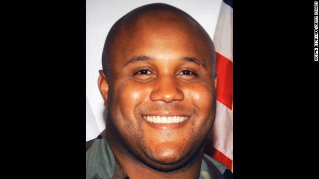 Former police officer Christopher Dorner killed four people and wounded three in a rampage this year.