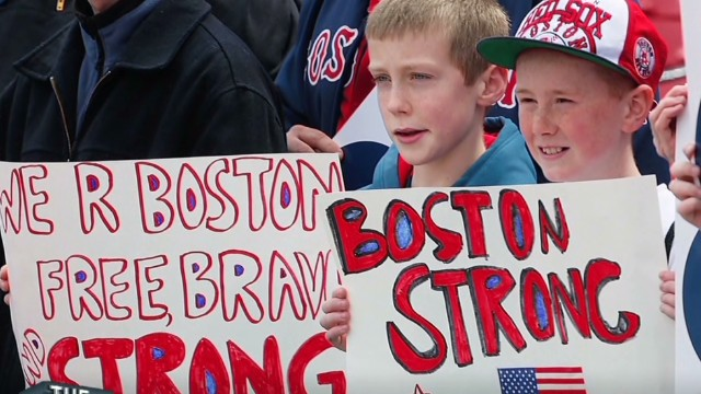 Boston Strong: The city begins to heal