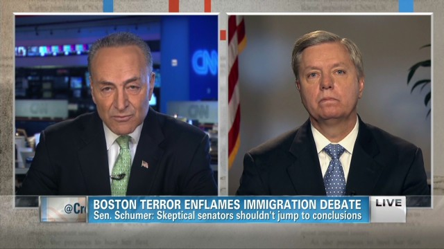 Bombing enflames immigration debate