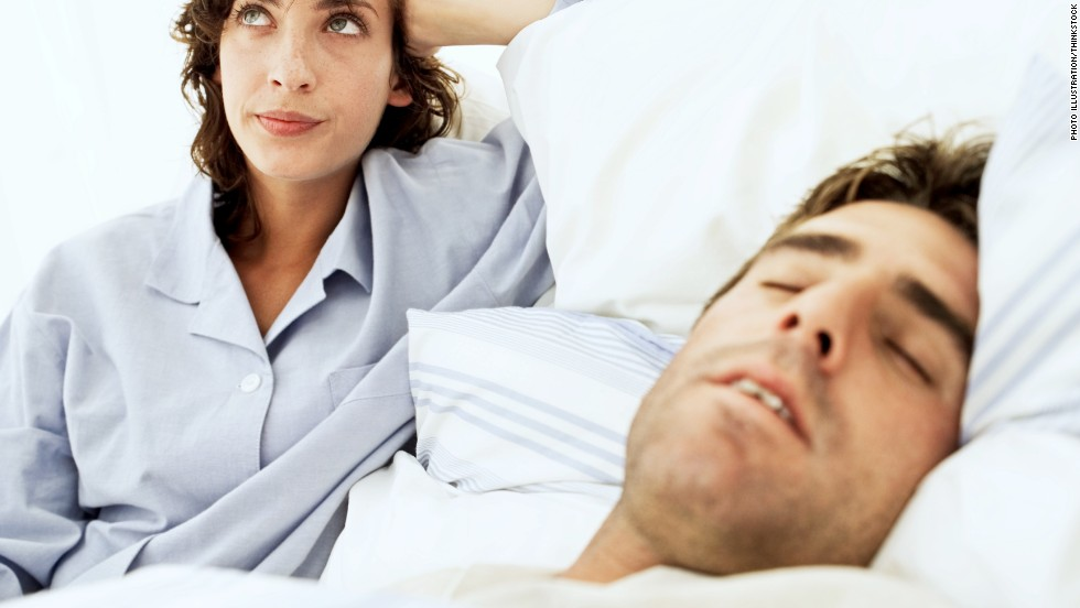 Think snoring is normal? Why sleep apnea shouldn't be ignored