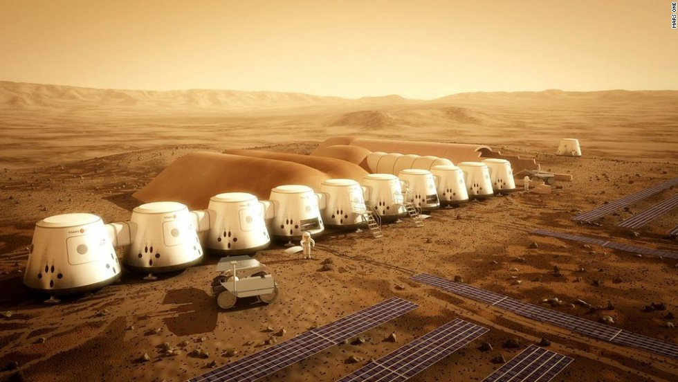 More than 100,000 want to go to Mars and not return, project says