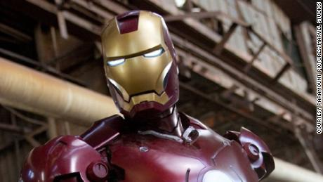 """""""Iron Man"""" kicked off a wave of Marvel movie hits."""