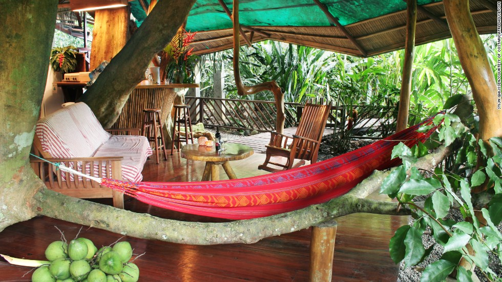 7 luxurious tree house hotels cnn travel - Treehouse Masters Tree Houses Inside