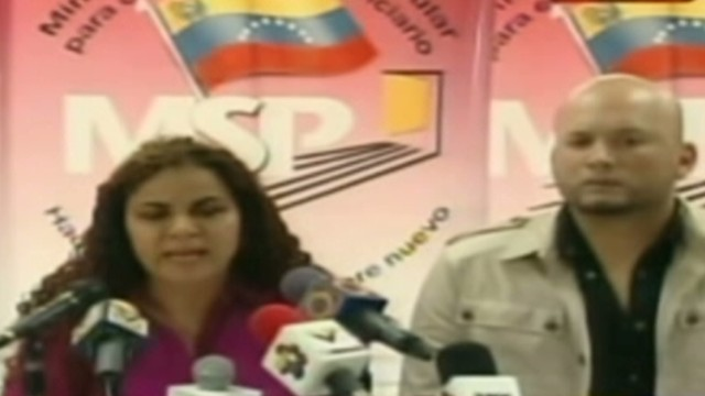cnnee venezuela iris varela sot on capriles drug addiction_00004419.jpg
