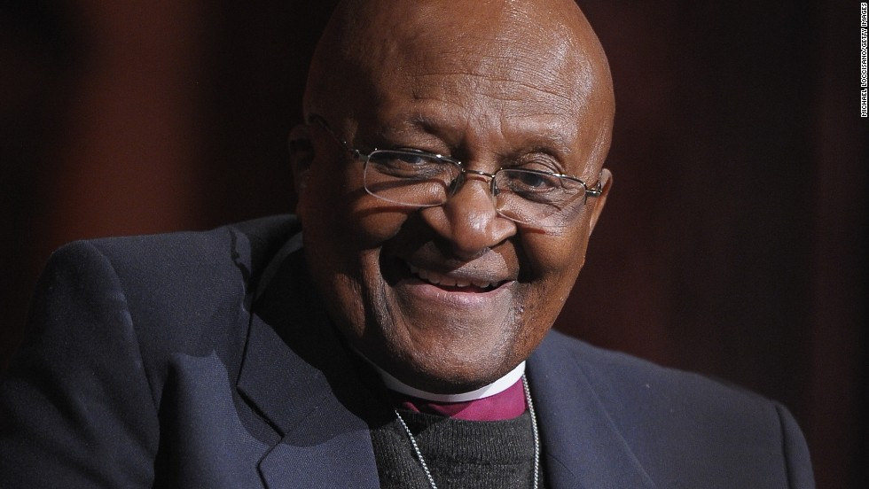 Nobel laureate Archbishop Desmond Tutu also lived on Vilakazi Street in Soweto.