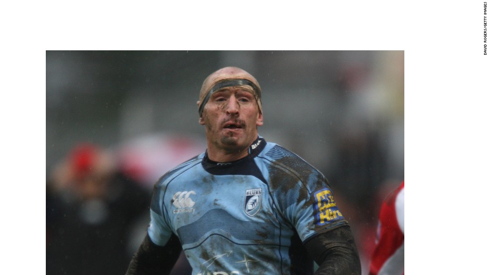 "Former Wales rugby union captain Gareth Thomas described the conflict between his sport and his sexuality when he came out in 2009, telling the Daily Mail newspaper: ""It is barbaric. I could never have come out without first establishing myself and earning respect as a player."""