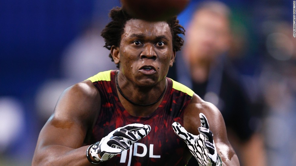 Last year a record five non-Americans were drafted higher than the third round. Ghanaian defensive end Ziggy Ansah of Brigham Young University is one of the favored international players this year.