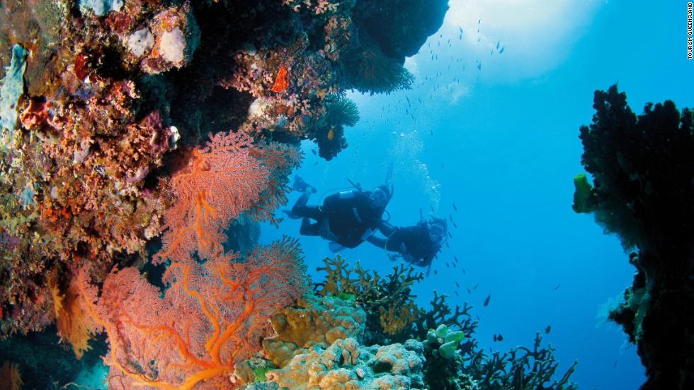 U.S. military jettisons bombs near Australia's Great Barrier Reef
