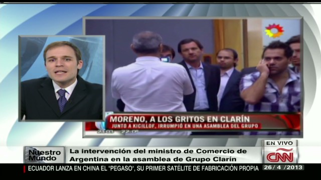 cnnee argentina clarin interruption comerce minister_00014322.jpg