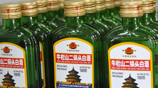 "A favorite among Chinese migrant workers, Niulanshan's ""little green bottle"" of baijiu has become an emblem of modern China."