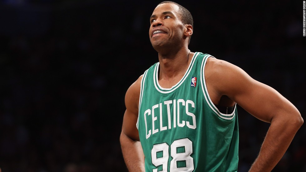 """I didn't set out to be the first openly gay athlete playing in a major American team sport. But since I am, I'm happy to start the conversation,"" NBA player <a href=""http://sportsillustrated.cnn.com/magazine/news/20130429/jason-collins-gay-nba-player/#ixzz2Rrrd6h52"">Jason Collins said in a Sports Illustrated article</a>."