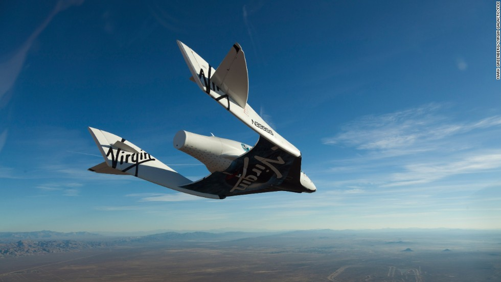 Virgin Galactic to unveil new spaceship