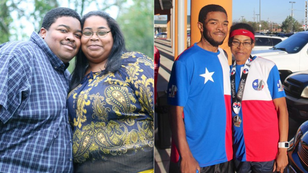 "Our weekly weight-loss success stories became a staple in 2013. One of our most popular stories was that of<a href=""http://www.cnn.com/2013/03/22/health/gillis-weight-loss-couple/""> Angela and Willie Gillis</a>. They've been best friends for more than 10 years, married for three. Their individual strengths balance the other's weaknesses. They credit this sense of balance with helping them lose a combined 500 pounds."