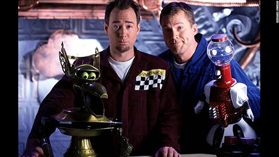 "Cult series ""Mystery Science Theater 3000,"" which ran for more than a decade on the tube, led to ""Mystery Science Theater 3000: The Movie"" in 1996."