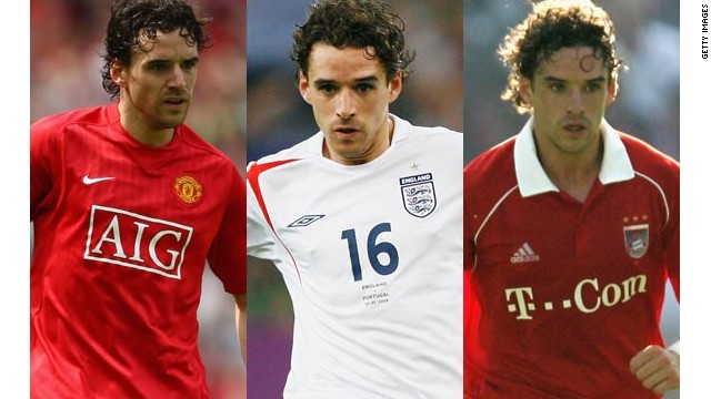 Owen Hargreaves plied his trade with Manchester United and Bayern Munich as well as starring for the English national team.