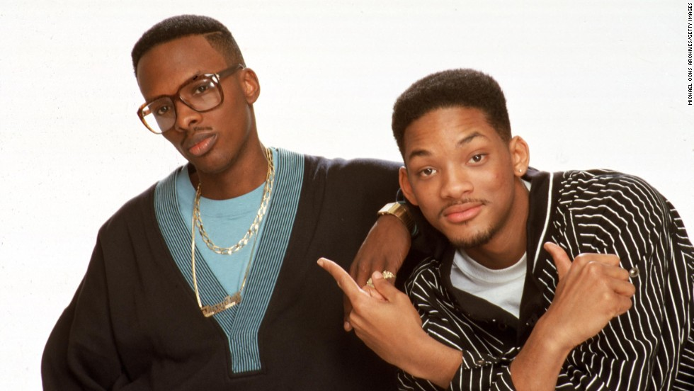 """Here's a little story all about how ..."" DJ Jazzy Jeff & the Fresh Prince (whom you may know now as movie star Will Smith) kept us grooving with ""Summertime."""
