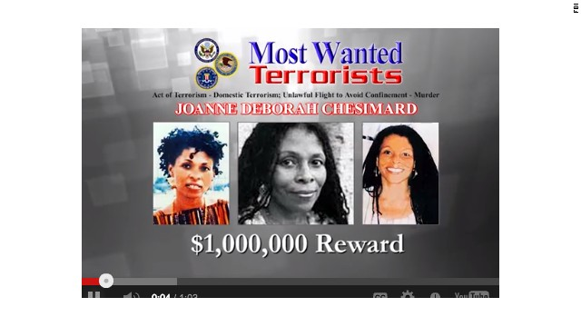 First woman added to FBI terror list