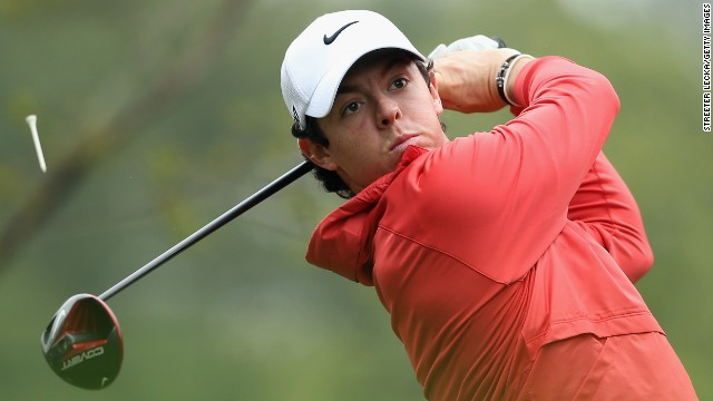 World No. 2 Rory McIlroy signed a lucrative deal with Nike in January.