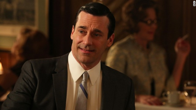 "For seven seasons, Don Draper (Jon Hamm) has been the focus of ""Mad Men."""
