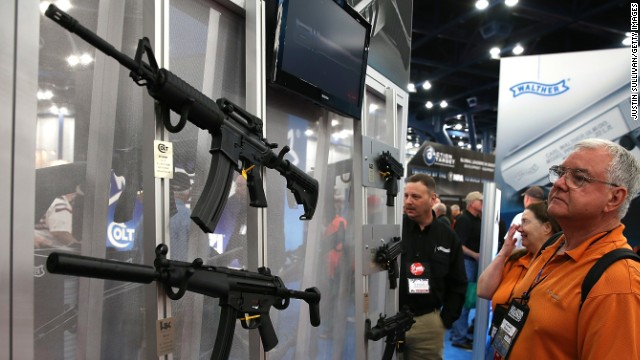 The NRA's strategic ploy on bump stocks
