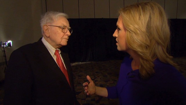 Warren Buffett on stimulus, immigration
