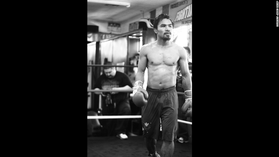 At the age of 14, Pacquiao moved to Manila, the Philippines, and started boxing. For a time, he lived on the streets.