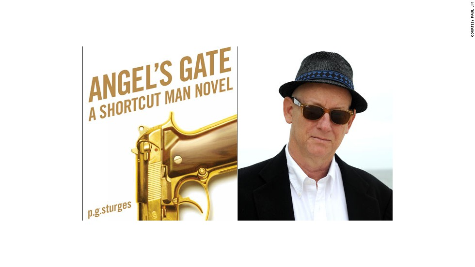 """Angel's Gate"" by P.G. Sturges."