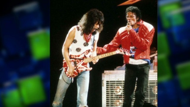 Van Halen on Michael Jackson: Sweet guy